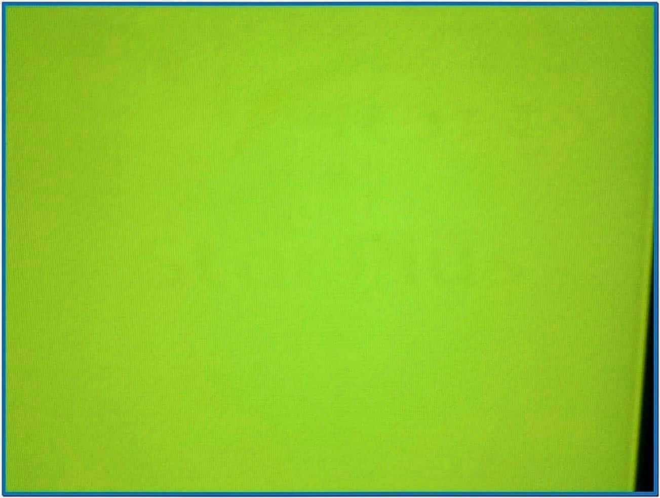 Screensaver for plasma tv