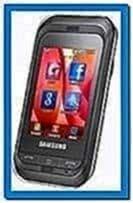 Screensaver for Samsung champ