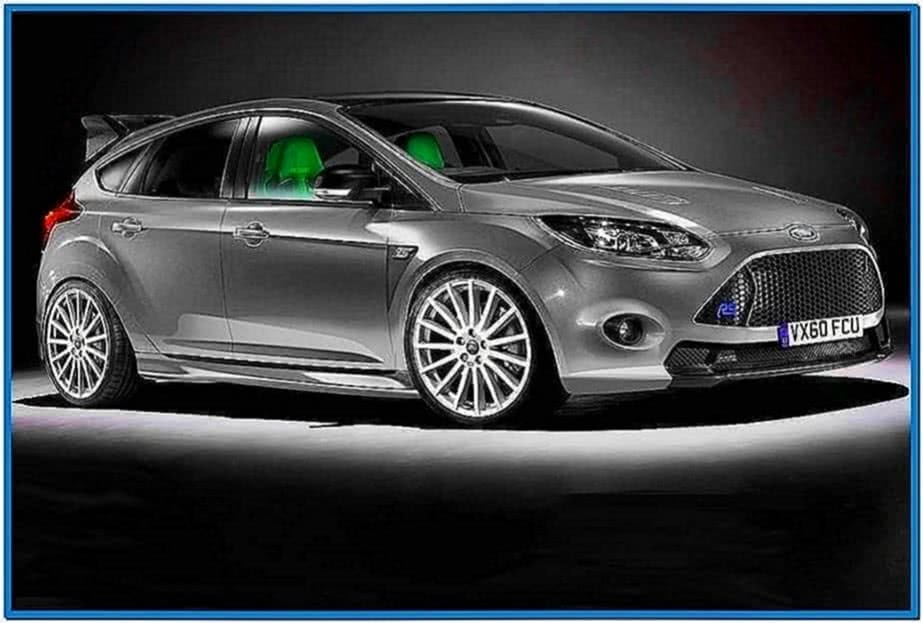 Screensaver Ford Focus 2020