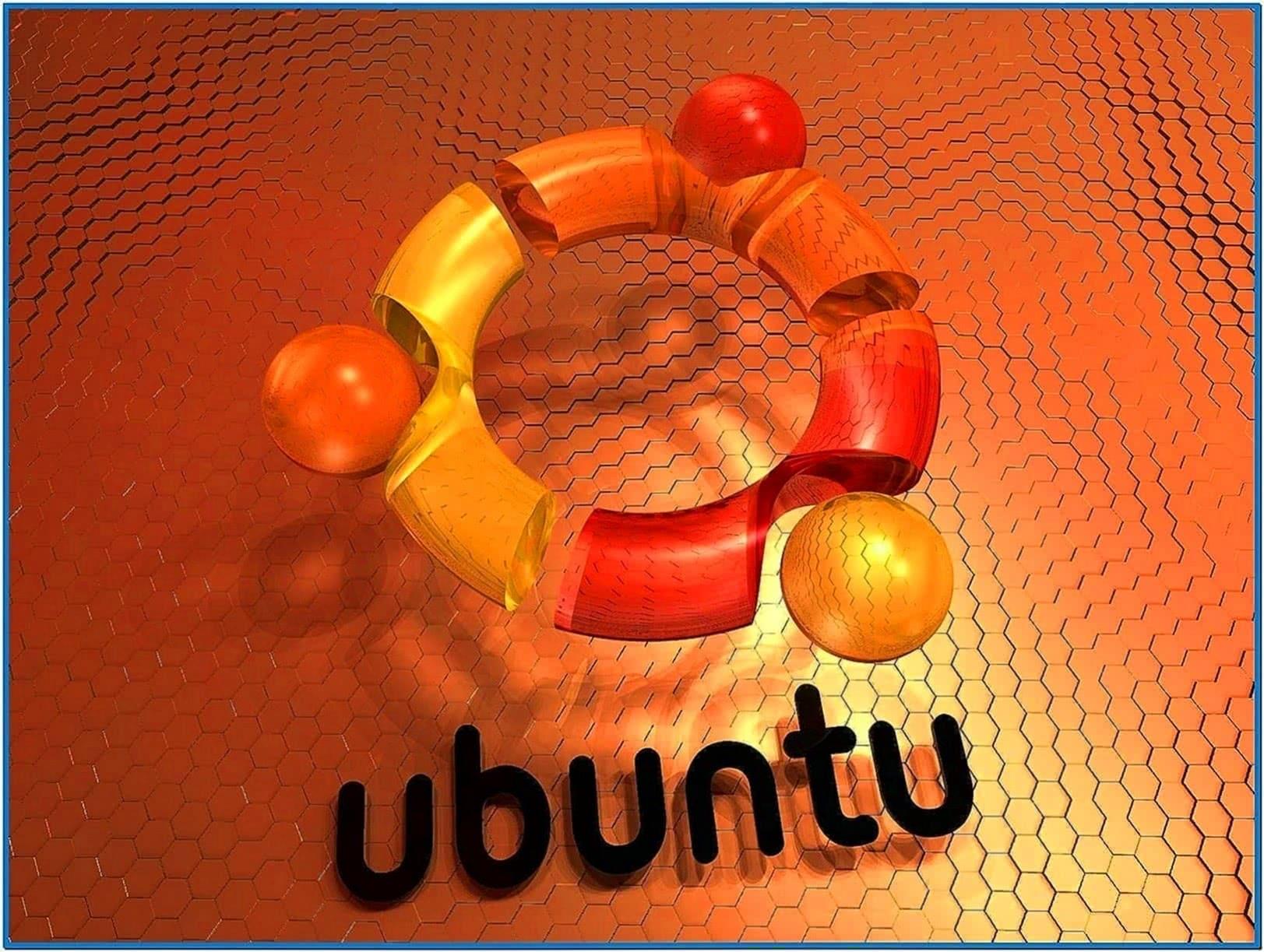 Screensaver Foto Ubuntu