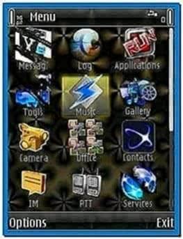 Screensaver HP Cross G900t