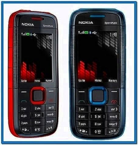 Screensaver HP Nokia 5130