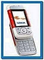 Screensaver hp Nokia 5300