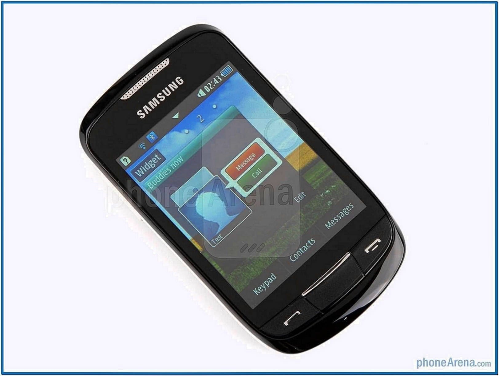 Screensaver hp samsung corby 2 - Download free