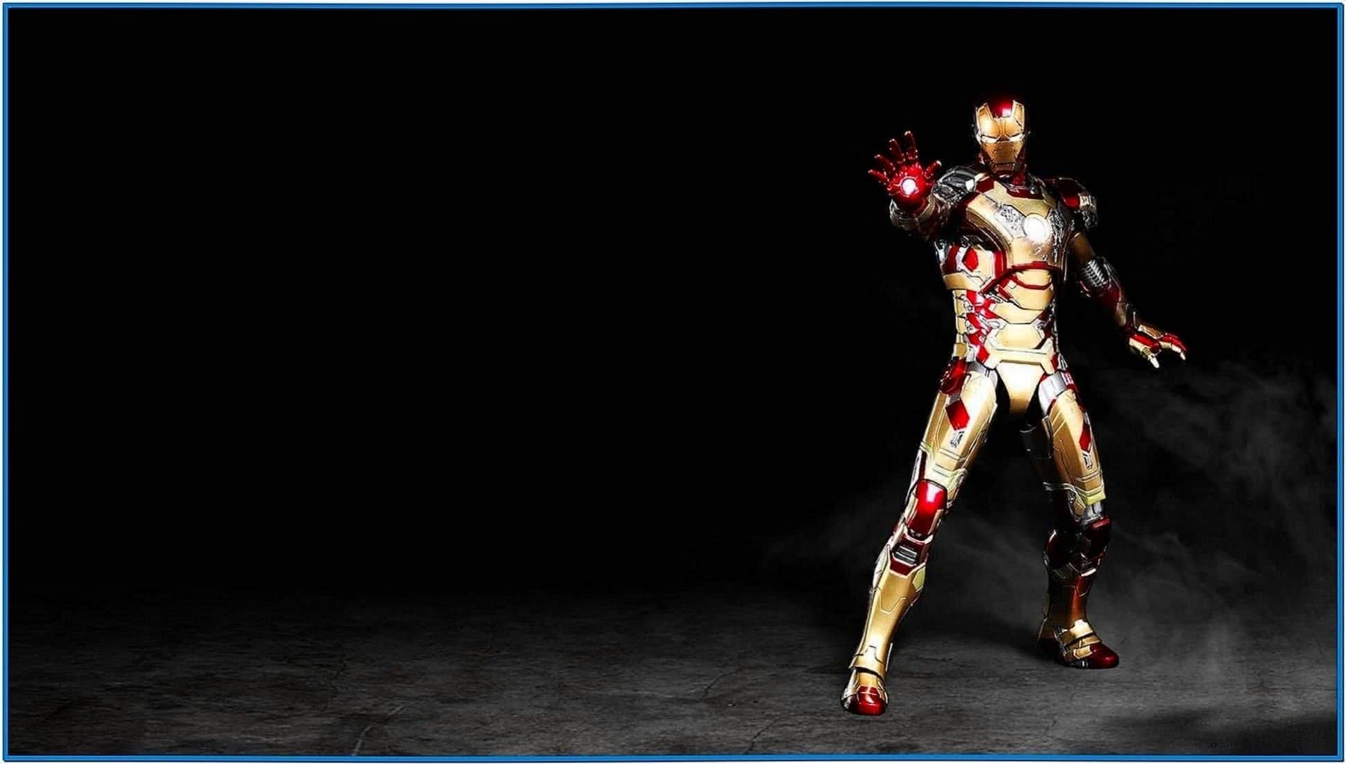 Screensaver iron man 3