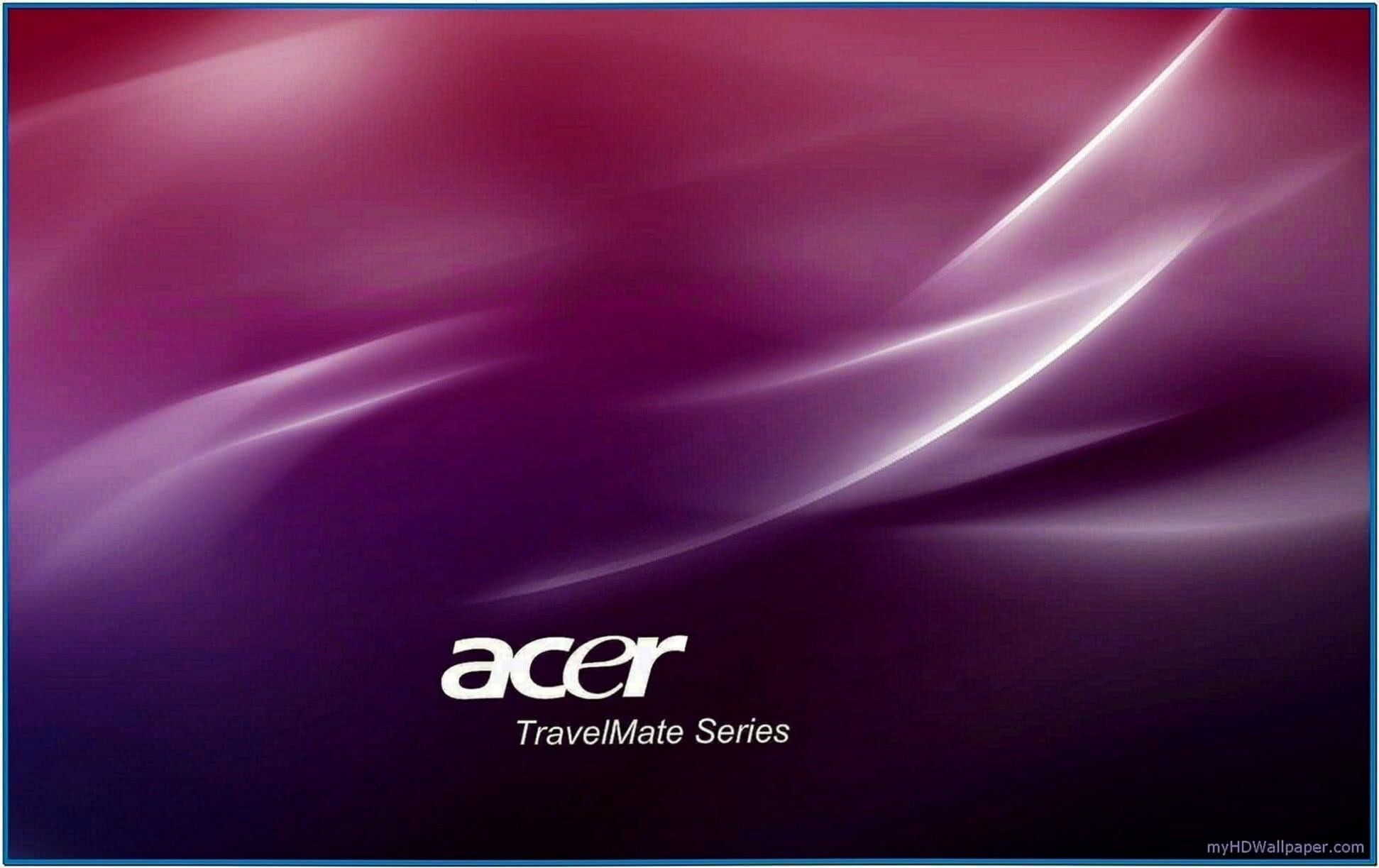 Screensaver Laptop Acer Download For Free