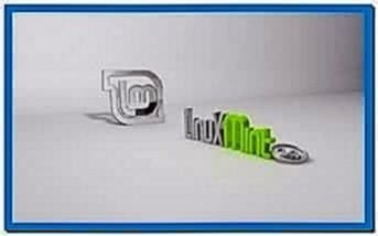 Screensaver Linux Mint 14