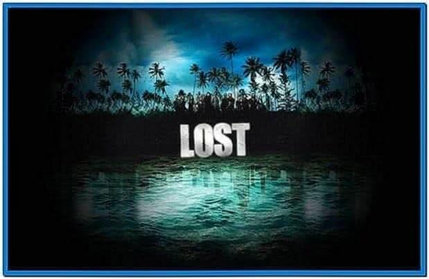 Screensaver Lost Water