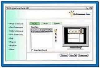 Screensaver Maker Shareware