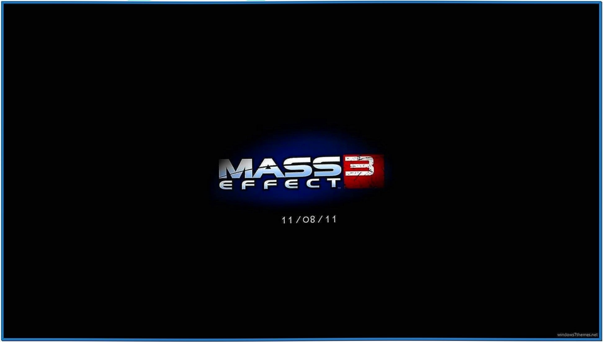 Screensaver Mass Effect 3