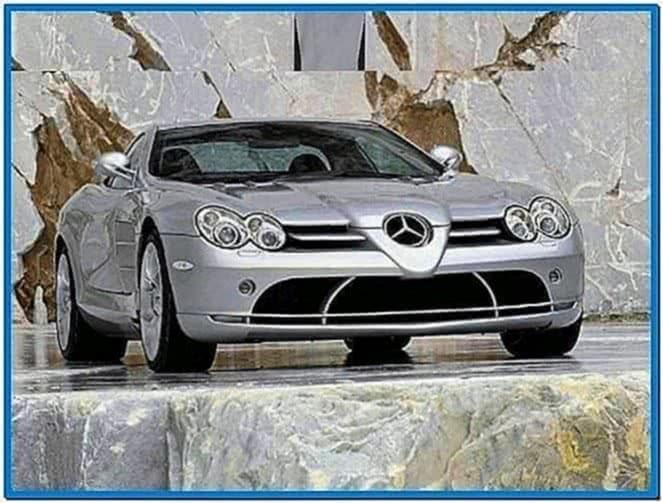 Screensaver Mercedes Benz
