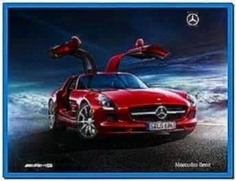Screensaver Mercedes Sls Amg
