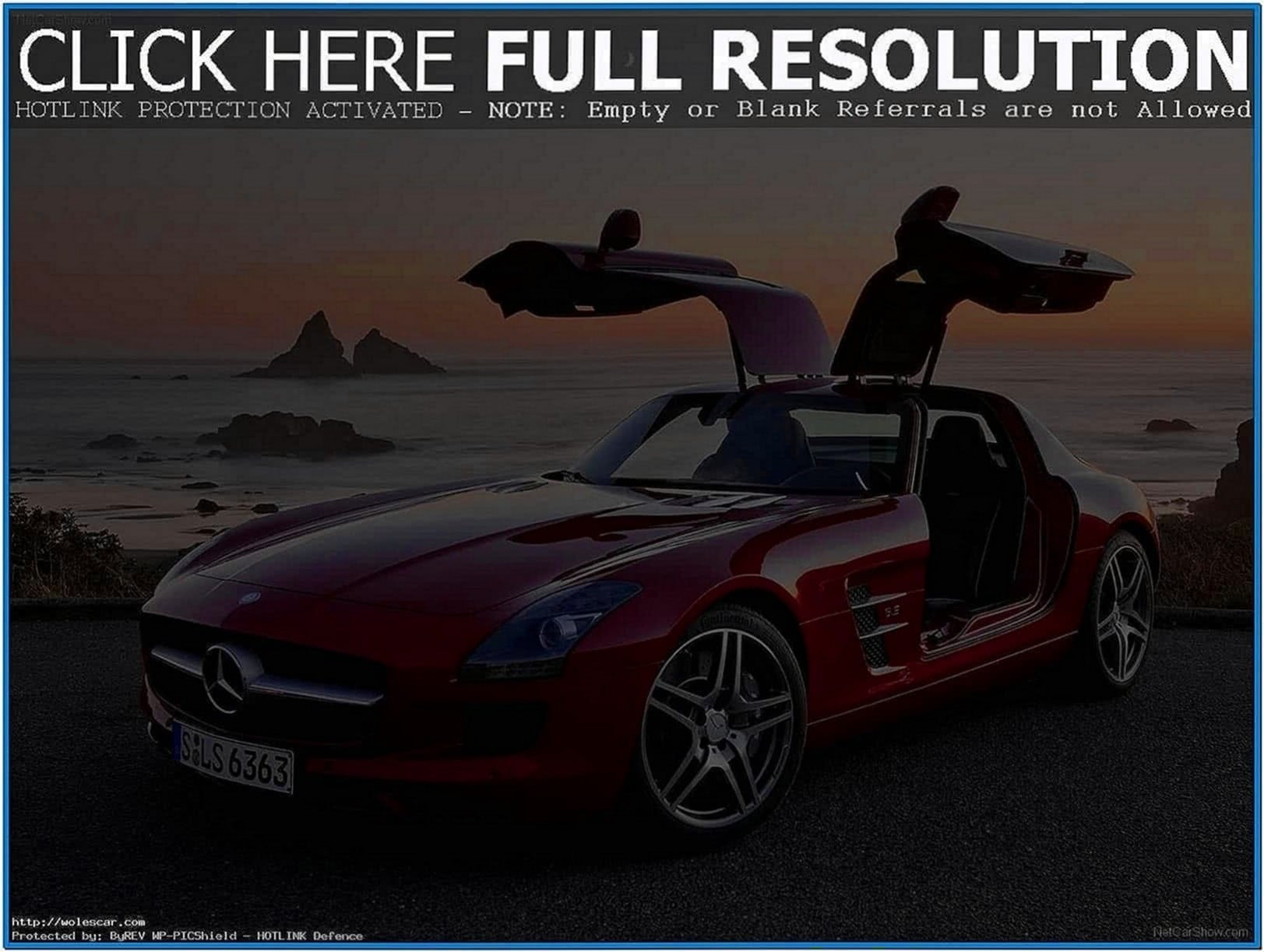Screensaver Mercedes Sls Amg