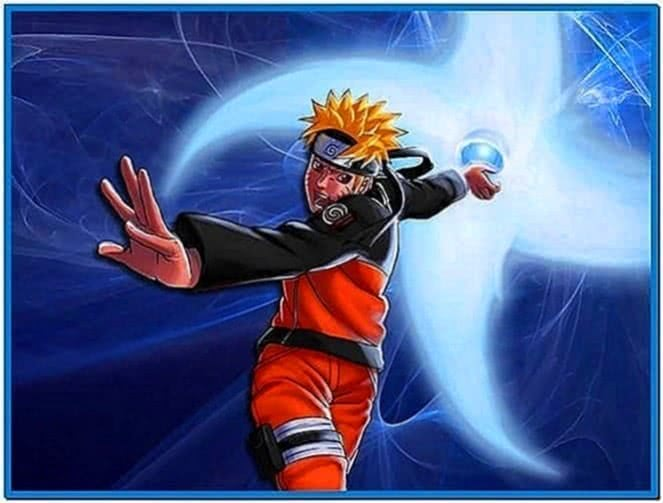 Screensaver Naruto 3D