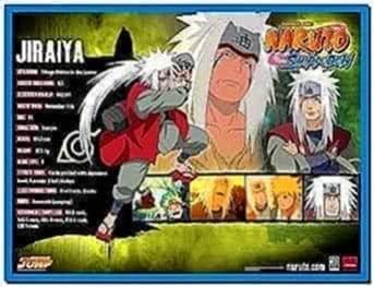 Screensaver Naruto Shippuden