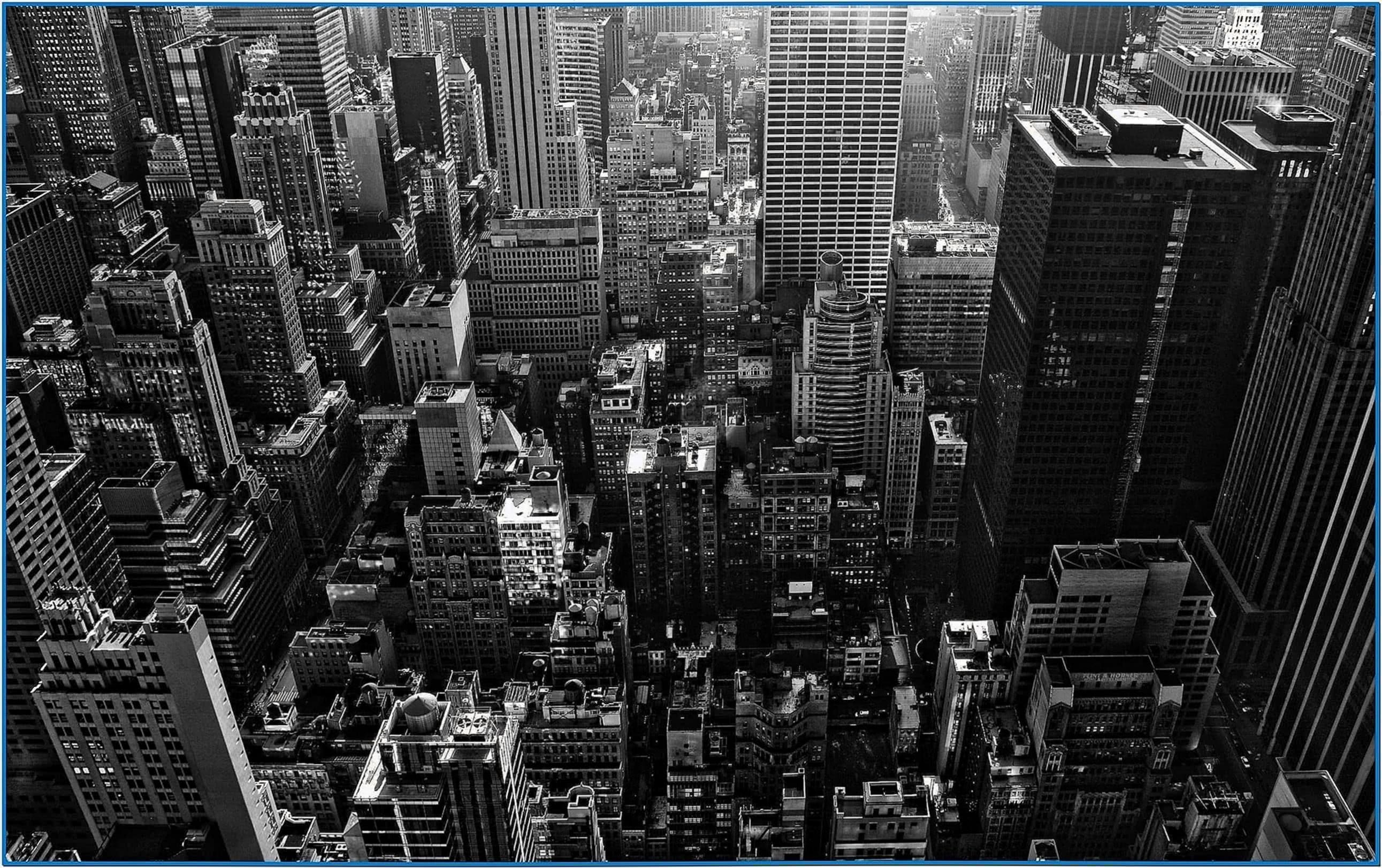 Screensaver new york