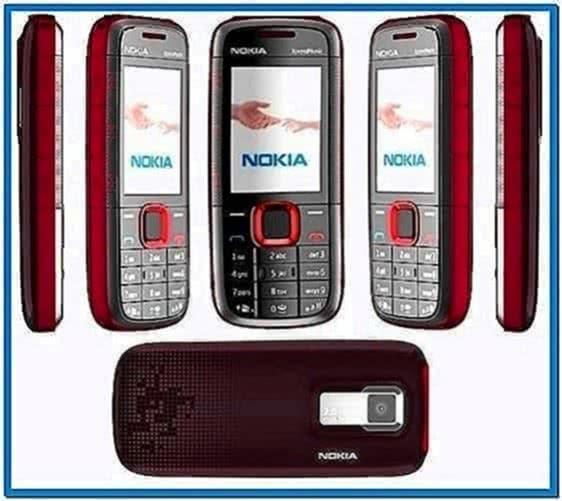 Screensaver Nokia 5130 xpressmusic