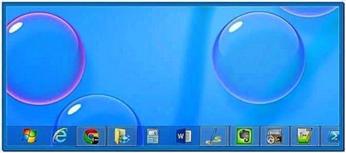 Screensaver photo show