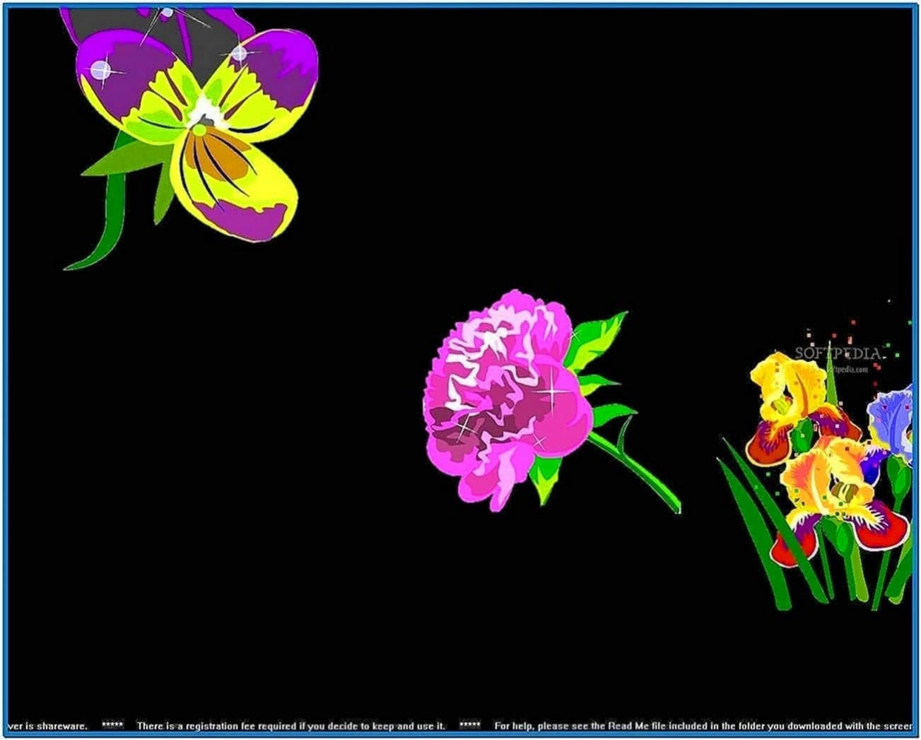 Screensaver Pictures Flowers