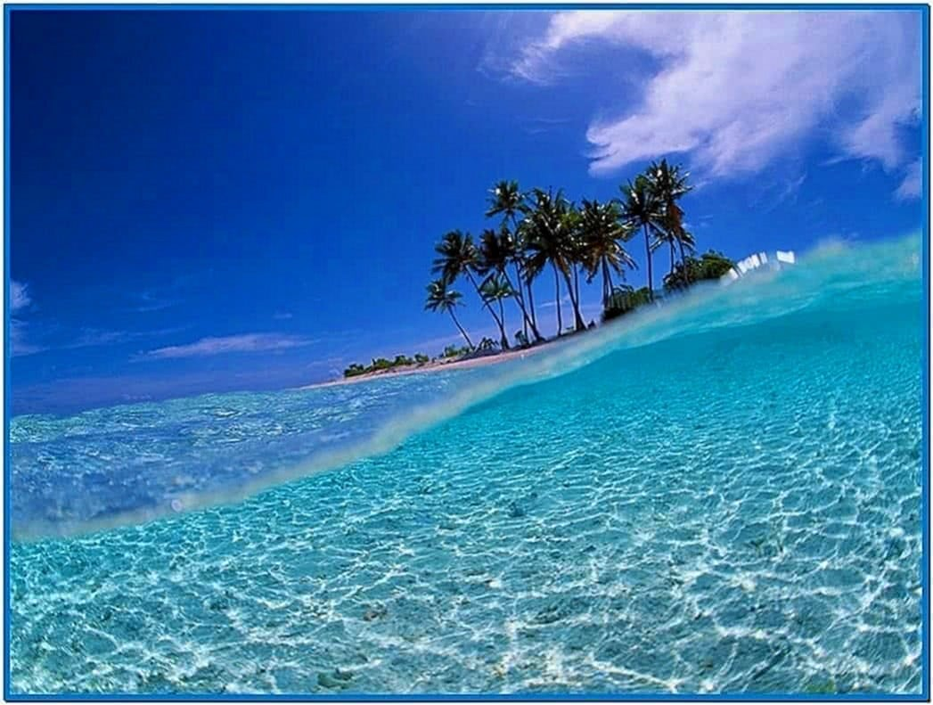 Screensaver Pictures of Beaches