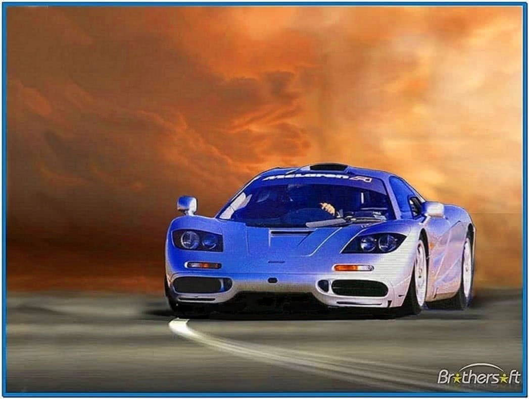 Screensaver pictures of cars