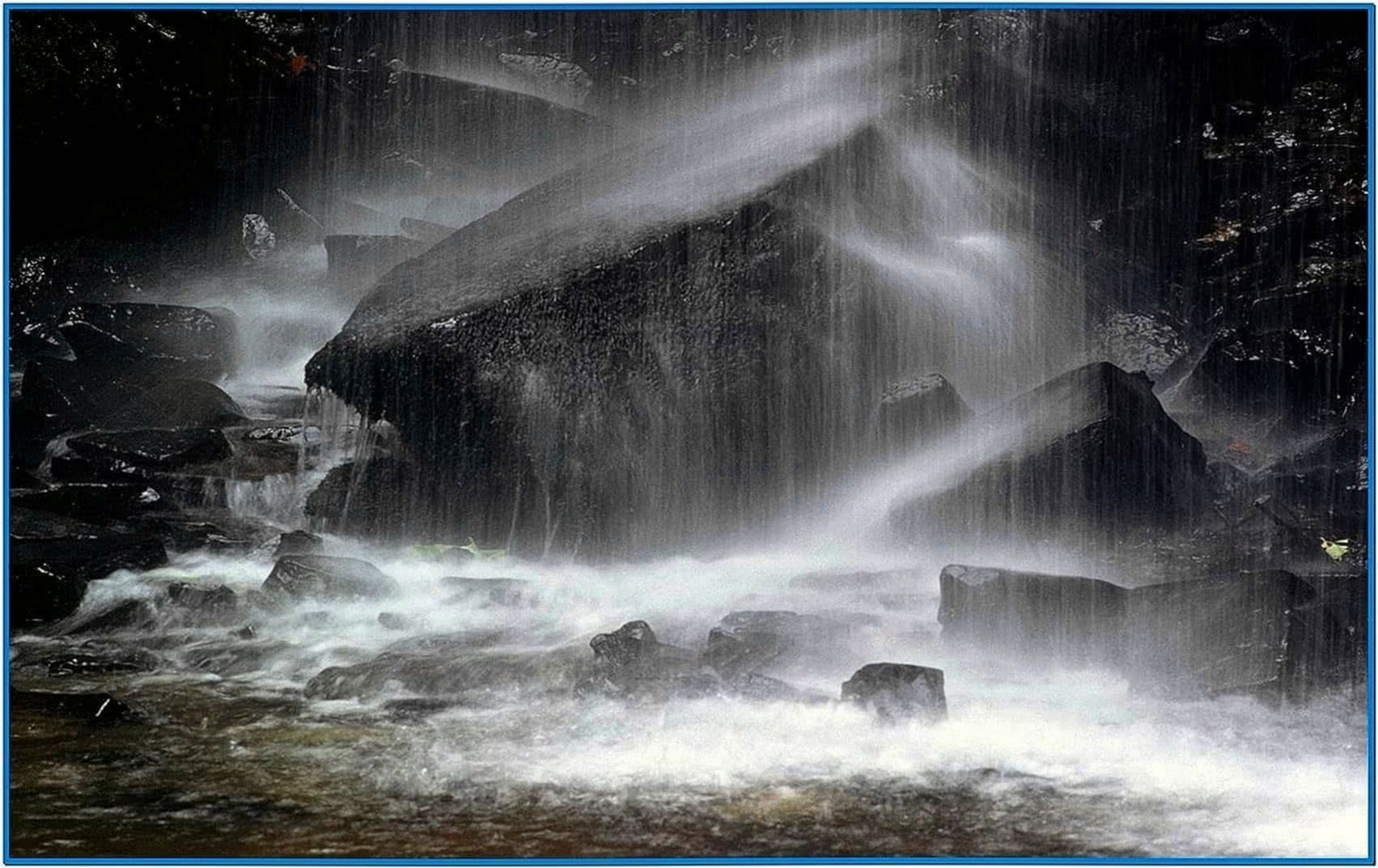 Screensaver Rain Storm
