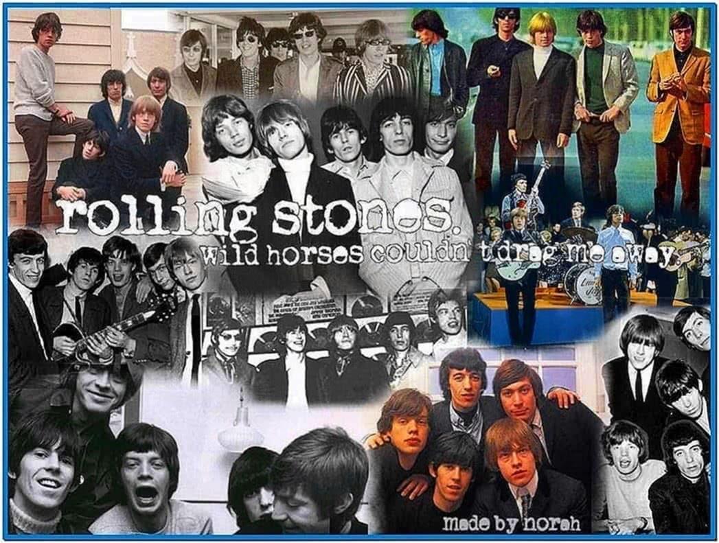 Screensaver Rolling Stones