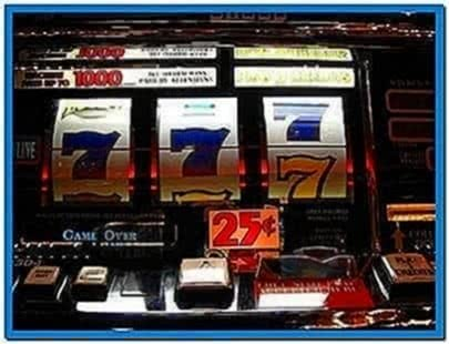 Screensaver Slot Machine