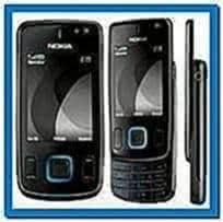 Screensaver Software for Nokia 6600