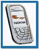 Screensaver Software for Nokia 7610