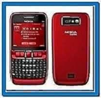 Screensaver Software for Nokia E63