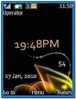 Screensaver Software for Nokia