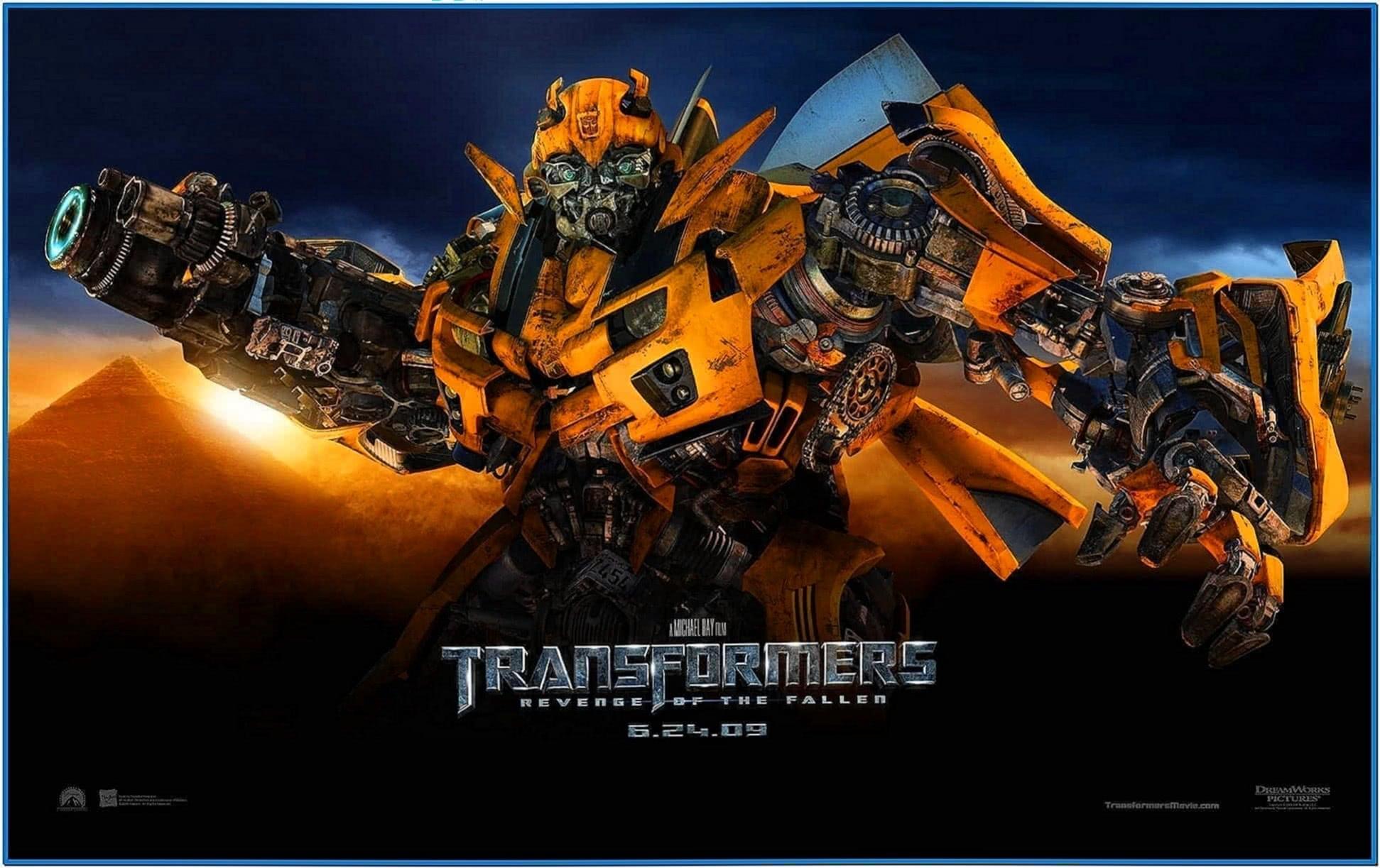 Screensaver transformers 2