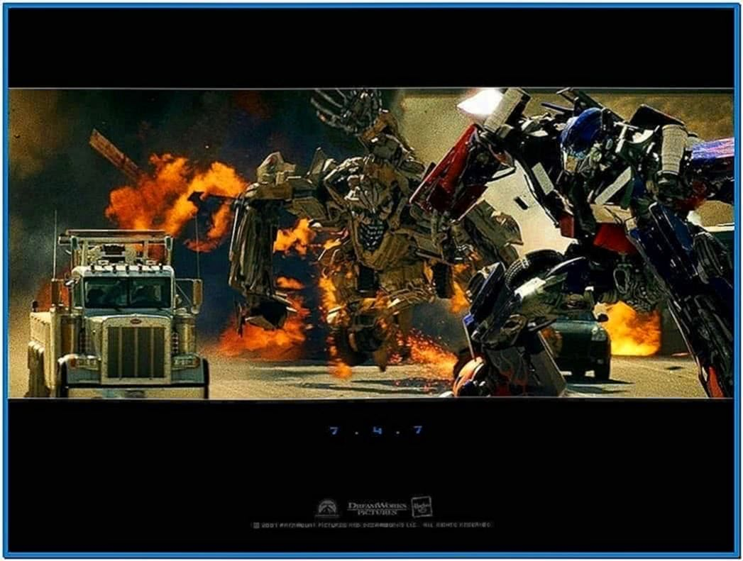 Screensaver Transformers Movie
