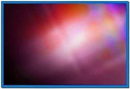 Screensaver Ubuntu 10
