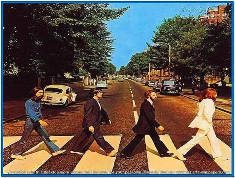 Screensaver Wallpaper Beatles Download For Free