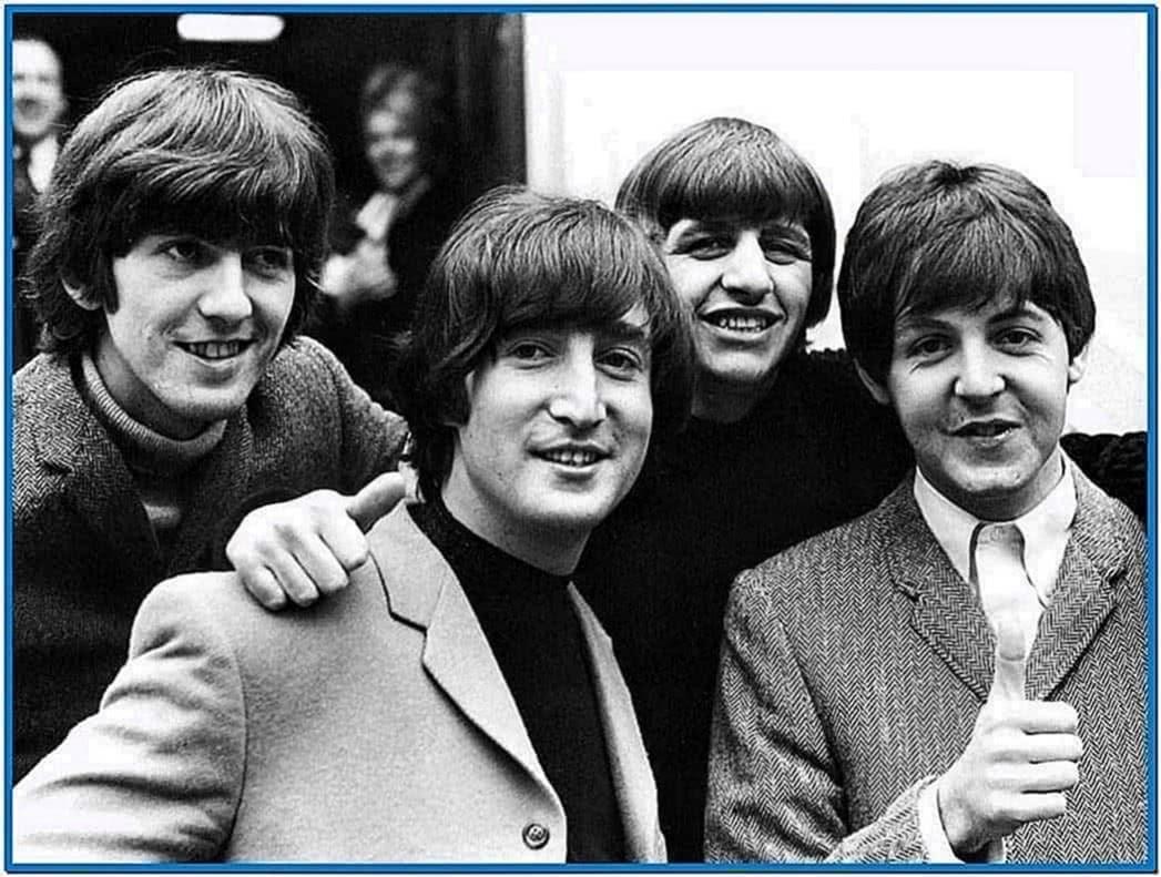 Screensaver Wallpaper Beatles