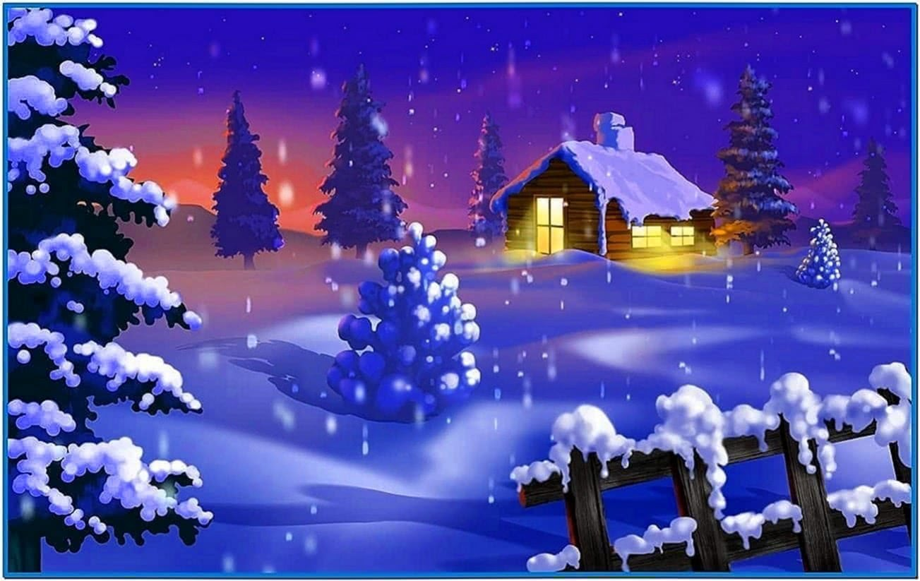 Screensaver Wallpaper Winter
