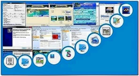 Screensaver Water Effect Windows
