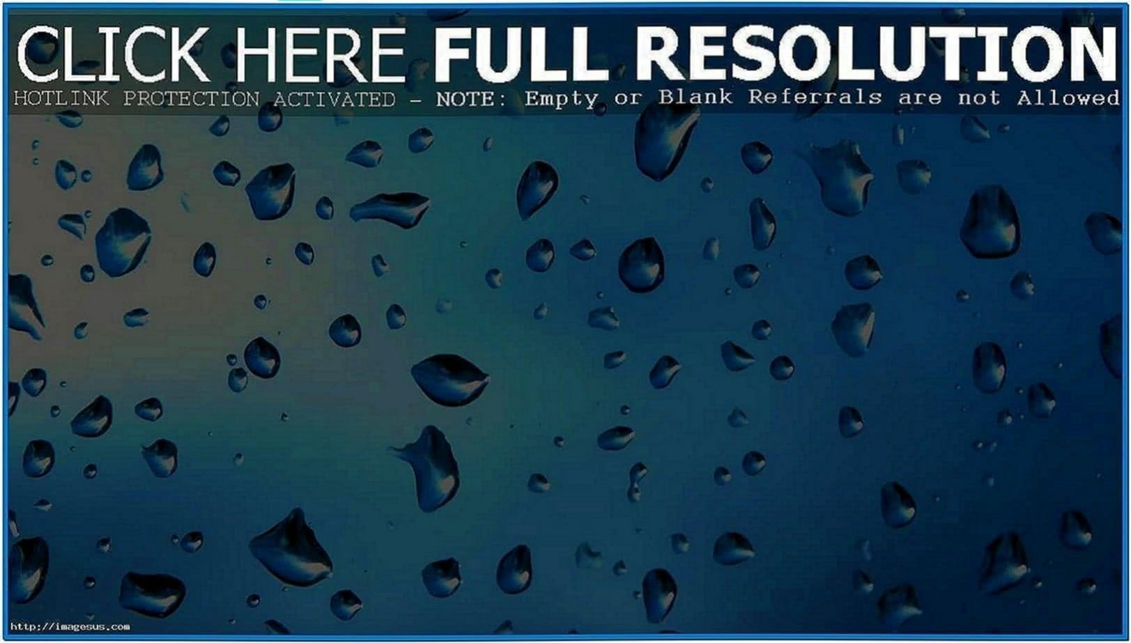 Screensaver Water Windows