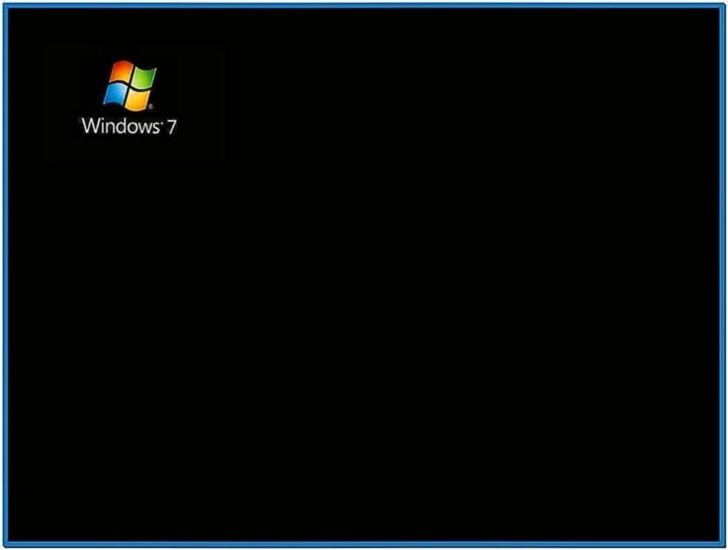 Screensaver Windows 7 Home Basic