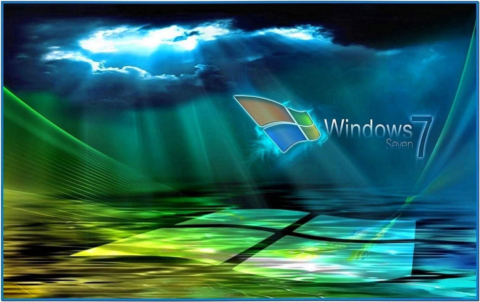 Screensaver Windows 7 in HD