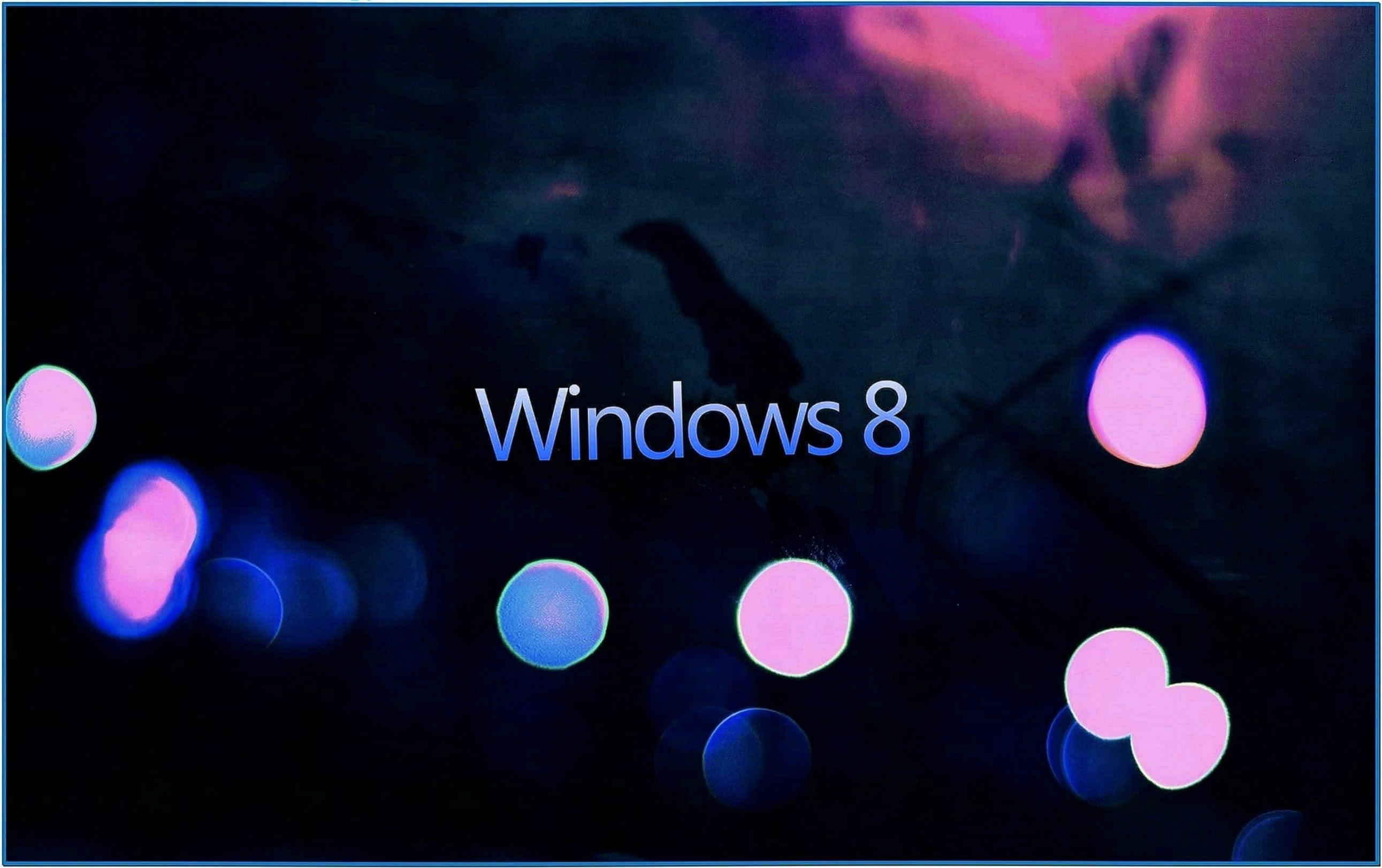 Screensaver Windows 8 full hd