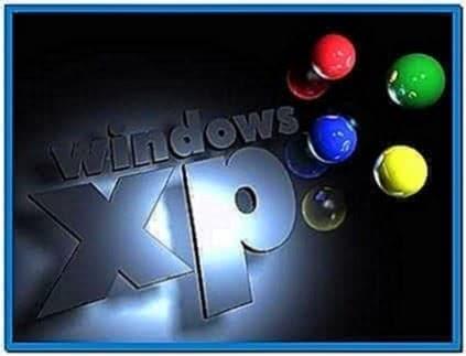Screensaver Windows XP Animation