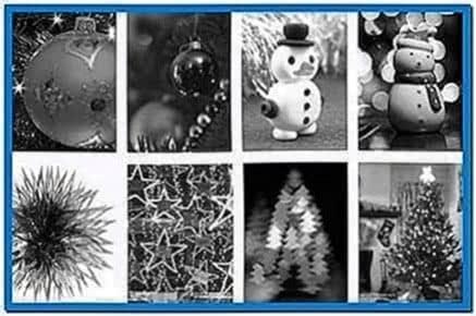 Screensavers Christmas Theme