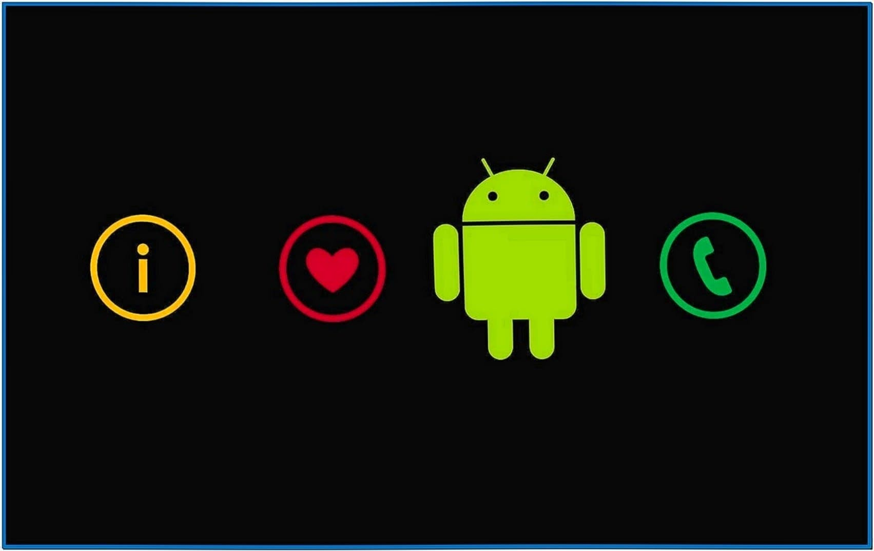 Screensavers for Android Phones