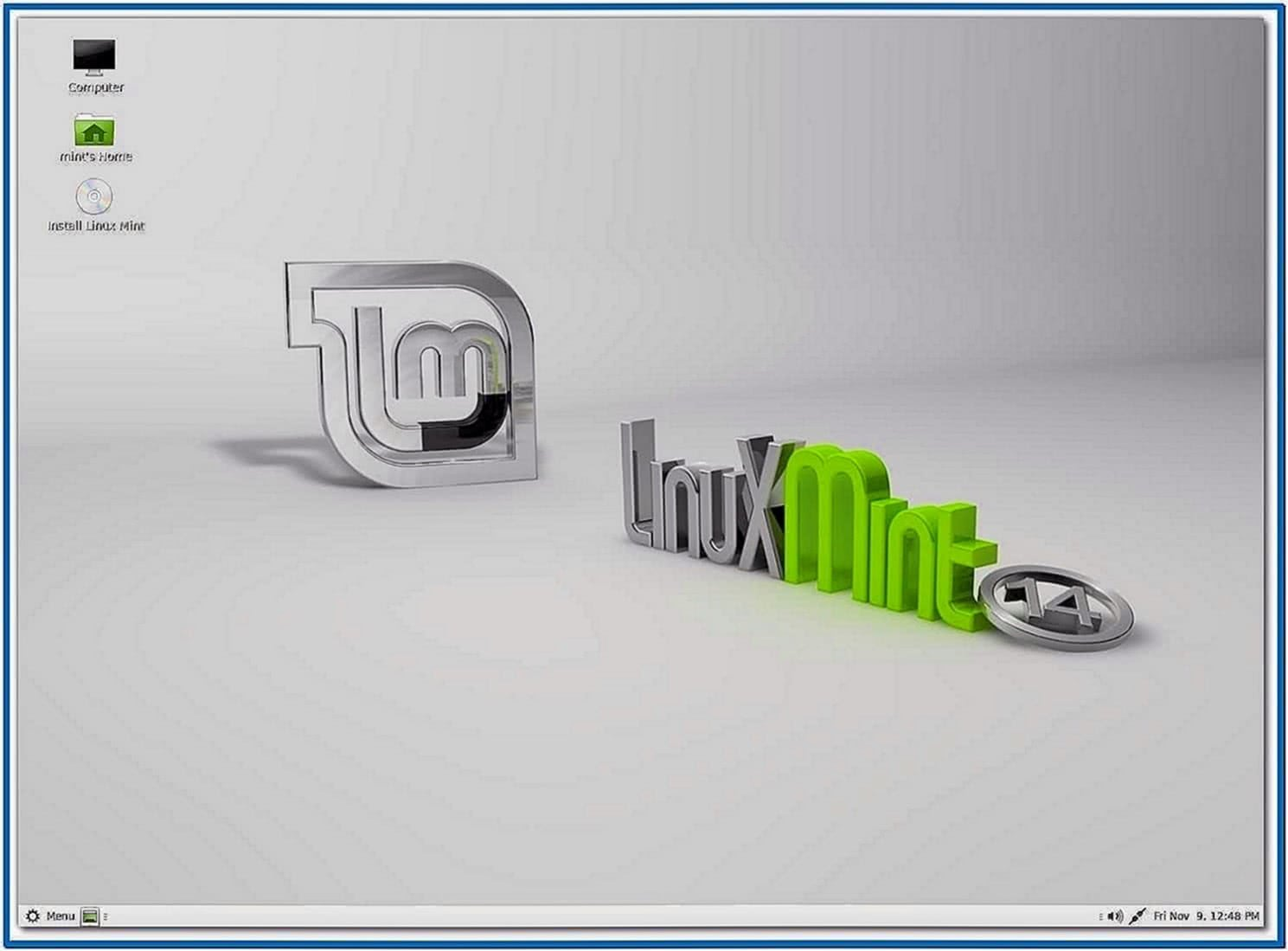 Screensavers for Linux Mint 14