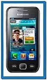 Screensavers for Mobile Samsung Wave