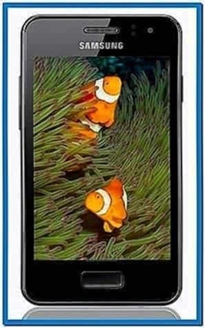 Screensavers for Samsung Mobile