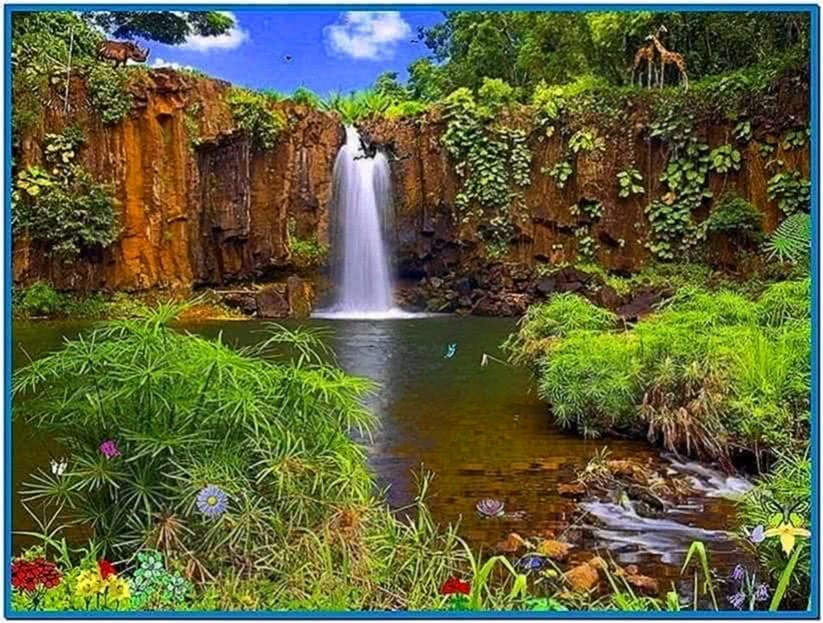Screensavers Nature Pictures